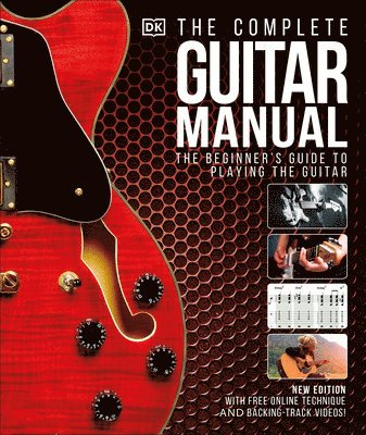 bokomslag The Complete Guitar Manual