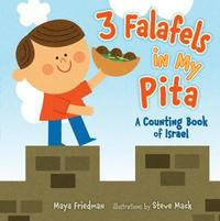 bokomslag 3 Falafels in My Pita