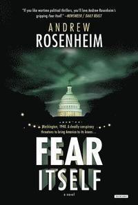 bokomslag Fear Itself