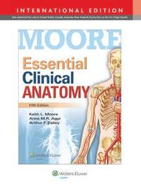 bokomslag Essential Clinical Anatomy