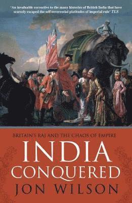 bokomslag India Conquered