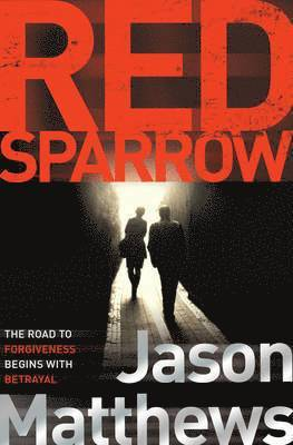 bokomslag Red Sparrow