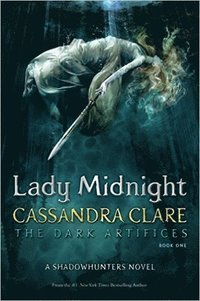 bokomslag Lady Midnight