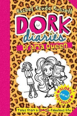 bokomslag Dork Diaries: Drama Queen