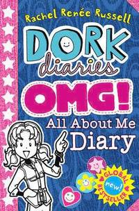 bokomslag Dork Diaries OMG: All About Me Diary!