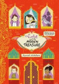 bokomslag Violet and the Hidden Treasure