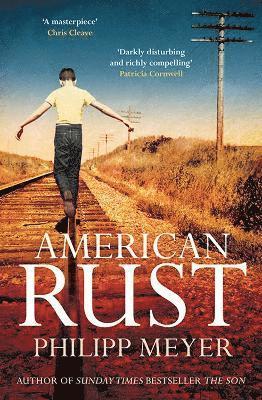 bokomslag American Rust