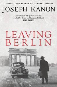 bokomslag Leaving Berlin