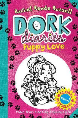bokomslag Dork Diaries: Puppy Love