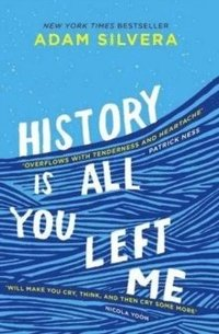 bokomslag History Is All You Left Me: A Zoella Book Club 2017 novel