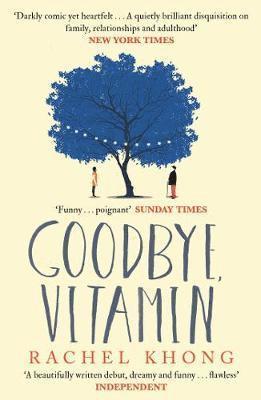 bokomslag Goodbye, Vitamin