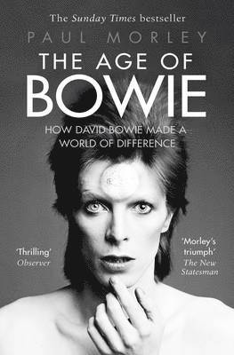 bokomslag Age of bowie - how david bowie made a world of difference
