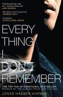 bokomslag Everything I Don't Remember