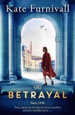 bokomslag The Betrayal: The Top Ten Bestseller