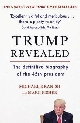 bokomslag Trump Revealed