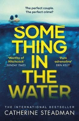 bokomslag Something in the Water