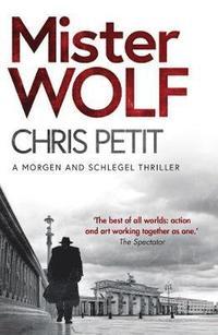bokomslag Mister Wolf