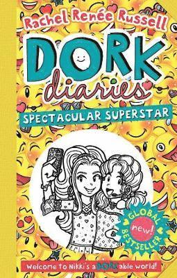 bokomslag Dork Diaries: Spectacular Superstar