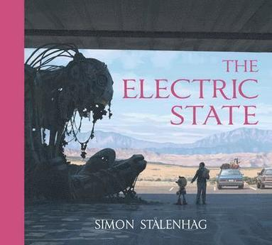 bokomslag The Electric State