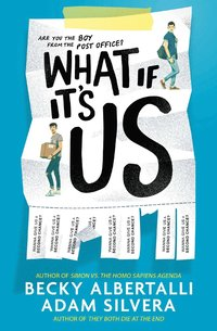 bokomslag What If It's Us