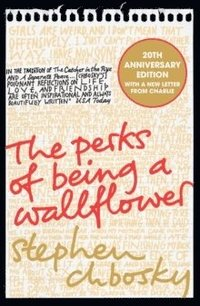 bokomslag The Perks of Being a Wallflower : The 20th Anniversary Edition