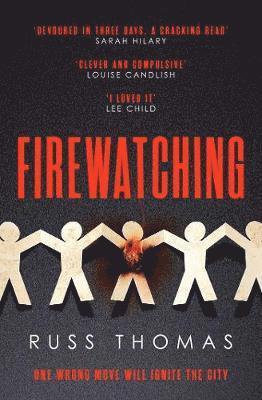 bokomslag Firewatching