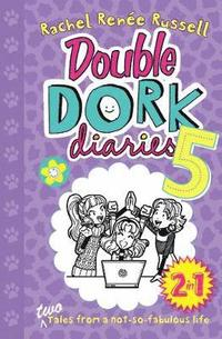 bokomslag Double Dork Diaries #5