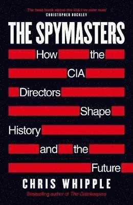 bokomslag Spymasters
