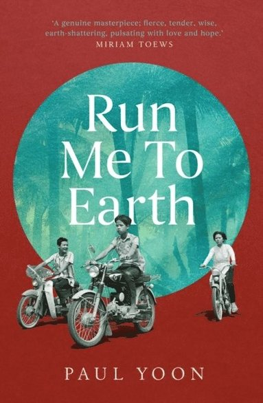 bokomslag Run Me to Earth