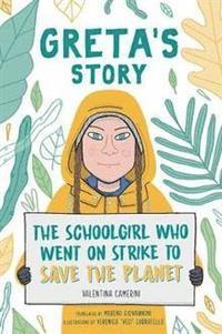 bokomslag Greta's Story