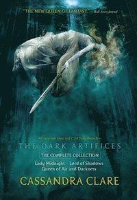 bokomslag The Dark Artifices Box Set