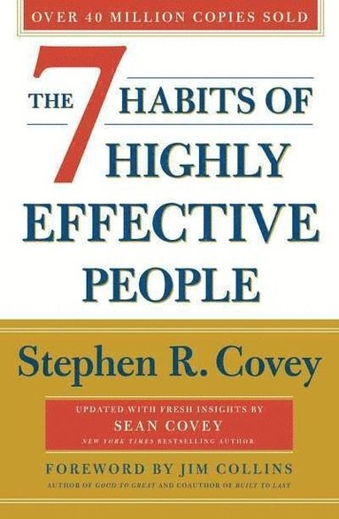 bokomslag The 7 Habits of Highly Effective People