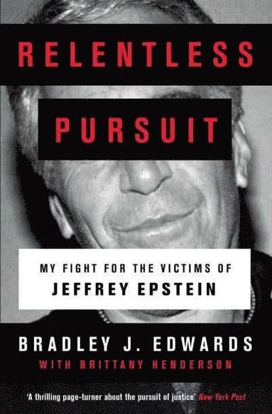 bokomslag Relentless Pursuit