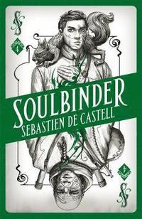 bokomslag Soulbinder