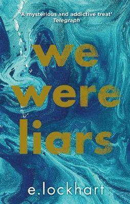 bokomslag We Were Liars
