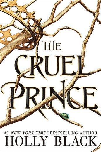 bokomslag The Cruel Prince (The Folk of the Air)