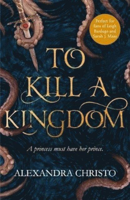 To Kill a Kingdom 1