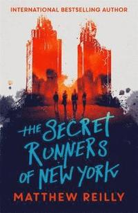 bokomslag The Secret Runners of New York