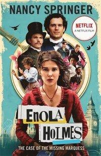 bokomslag Enola Holmes: The Case of the Missing Marquess