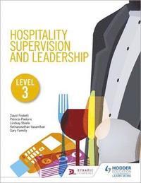 bokomslag Hospitality Supervision and Leadership Level 3