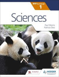bokomslag Sciences for the IB MYP 1