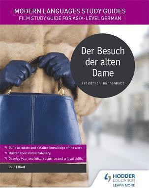 bokomslag Modern languages study guides: der besuch der alten dame - literature study