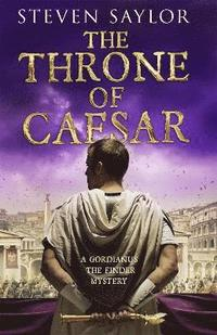bokomslag The Throne of Caesar