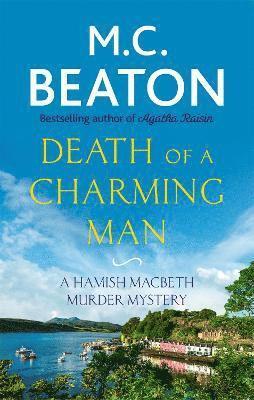 bokomslag Death of a charming man