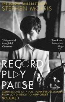 bokomslag Record Play Pause