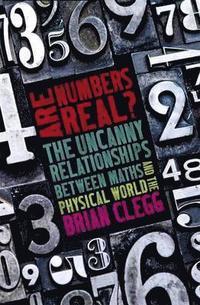bokomslag Are Numbers Real?: The Uncanny Relationships Between Maths and the Physical World