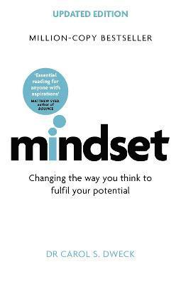 bokomslag Mindset - updated edition - changing the way you think to fulfil your poten