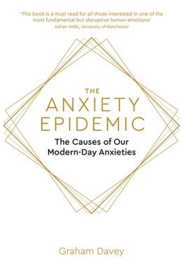 bokomslag The Anxiety Epidemic: The Causes of our Modern-Day Anxieties