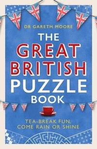 bokomslag The Great British Puzzle Book