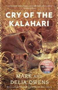 bokomslag Cry of the Kalahari